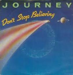 Journey - Taking the midnight train