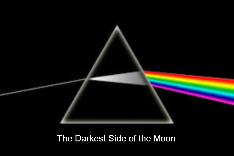 Pink Floyd - The Darkest Side of the Moon