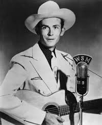 Hank Williams performing on Radio WSM